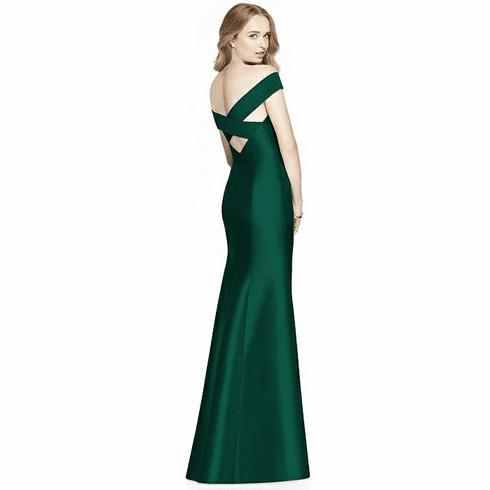 Alfred Sung Bridesmaid Dress Style D751