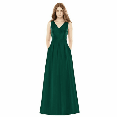 Alfred Sung Bridesmaid Dress Style D753