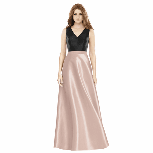 Alfred Sung Bridesmaid Dress Style D754