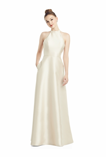 Alfred Sung Bridesmaid Dress Style D772