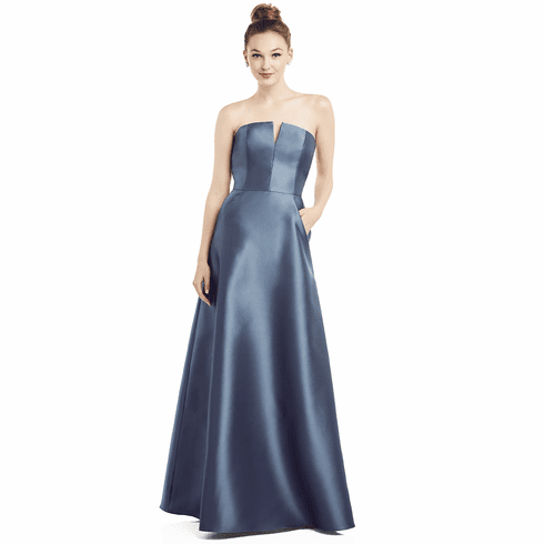 Alfred Sung Bridesmaid Dress Style D774