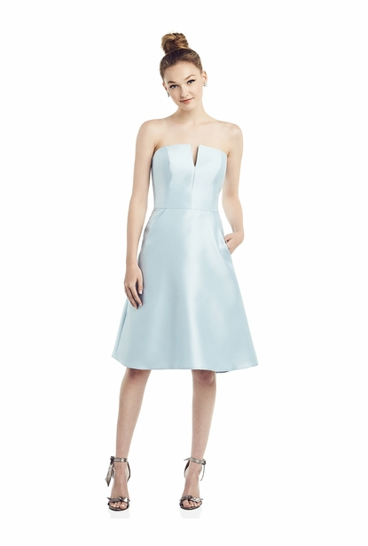 Alfred Sung Bridesmaid Dress Style D775