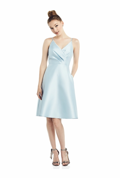 Alfred Sung Bridesmaid Dress Style D777