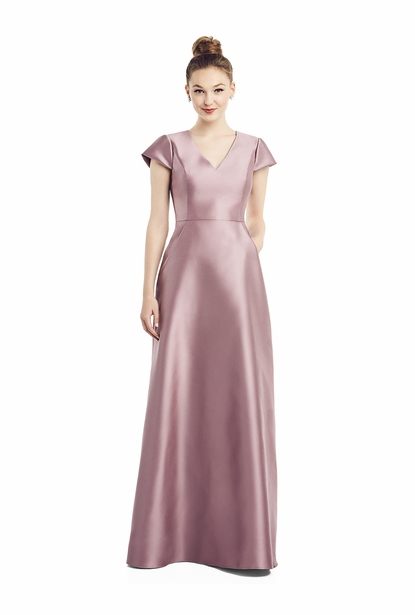 Alfred Sung Bridesmaid Dress Style D779