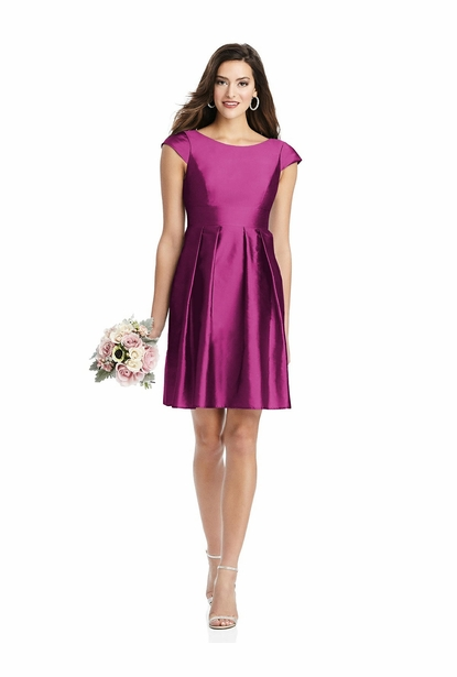 Alfred Sung Bridesmaid Dress Style D783