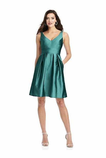 Alfred Sung Bridesmaid Dress Style D784
