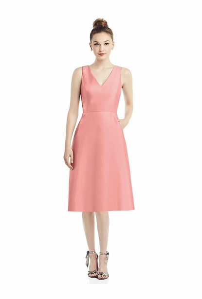 Alfred Sung Bridesmaid Dress Style D789