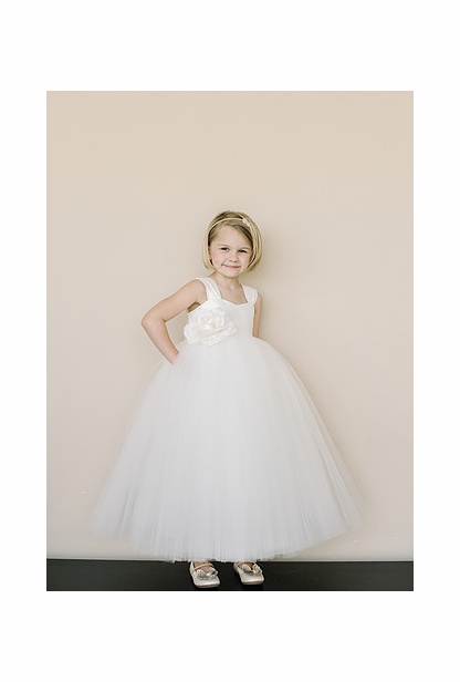 Amalee Accessories Flower Girl Dress <br>Style FG107