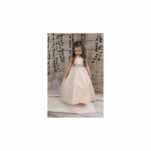 Amalee Accessories Flower Girl Dress <br>Style FG307