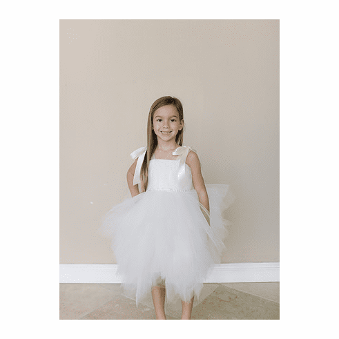 Amalee Accessories Flower Girl Dress <br>Style FG104