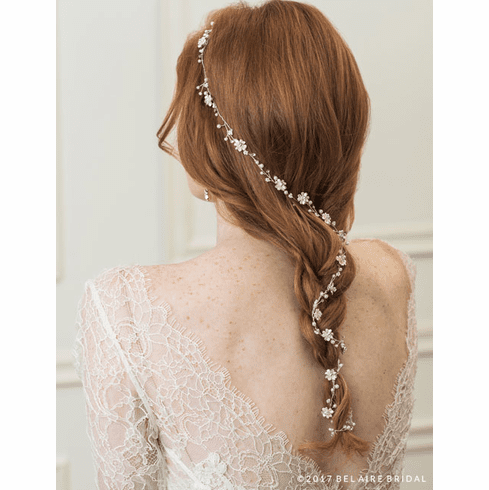 Bel Aire Bridal Hair Vine 6751