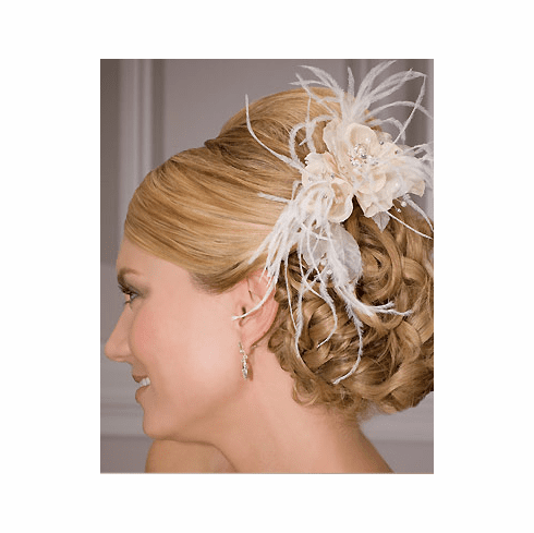 Bel Aire Bridal Hairpin 1958