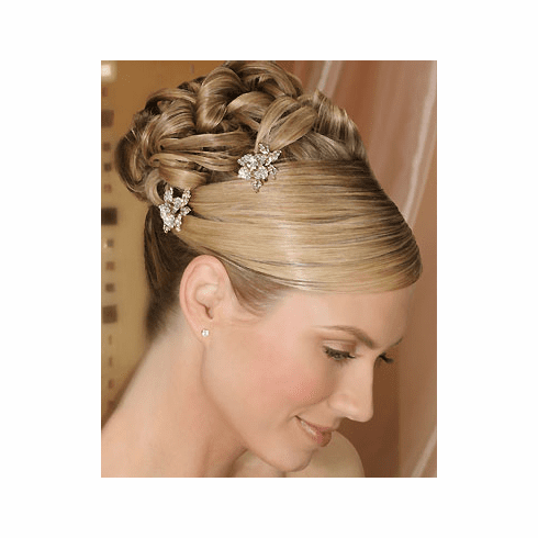 Bel Aire Bridal Hairpins 1875