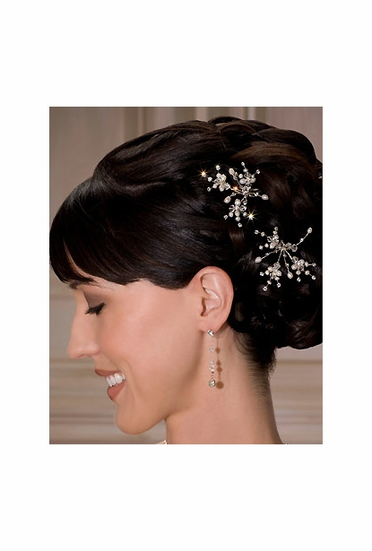 Bel Aire Bridal Hairpins 1930