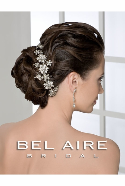Bel Aire Bridal Halo 6201