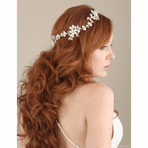 Bel Aire Bridal Halo 6608