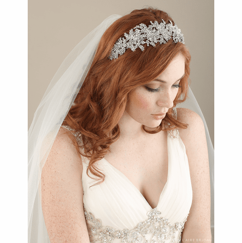 Bel Aire Bridal Headband 6611