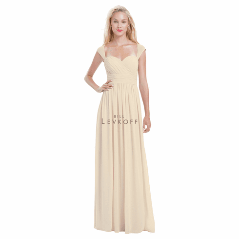 Bill Levkoff Bridesmaid Dress Style 1163