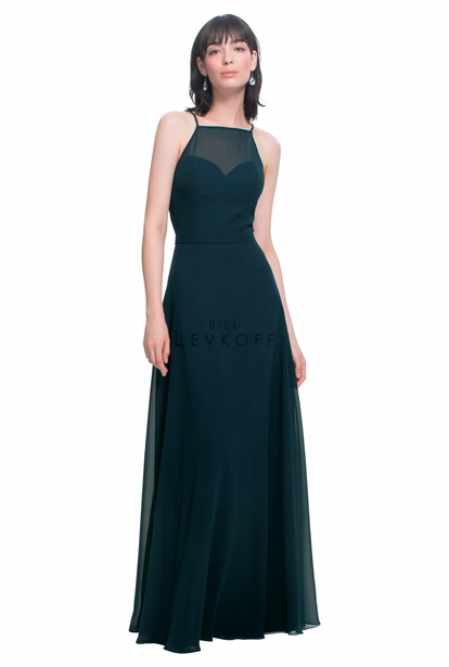 Bill Levkoff Bridesmaid Dress Style 1454