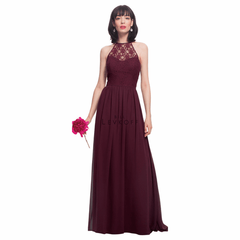 Bill Levkoff Bridesmaid Dress Style 1462