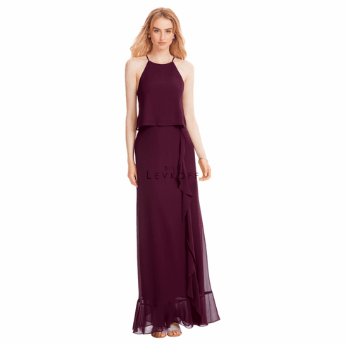 Bill Levkoff Bridesmaid Dress Style 1555