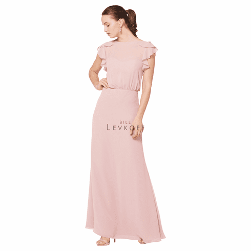 Bill Levkoff Bridesmaid Dress Style 1602