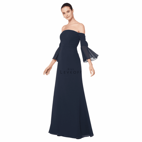 Bill Levkoff Bridesmaid Dress Style 1604