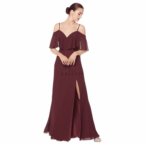 Bill Levkoff Bridesmaid Dress Style 1606