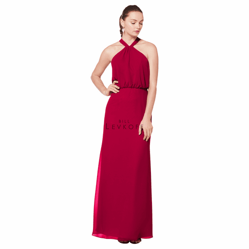 Bill Levkoff Bridesmaid Dress Style 1607