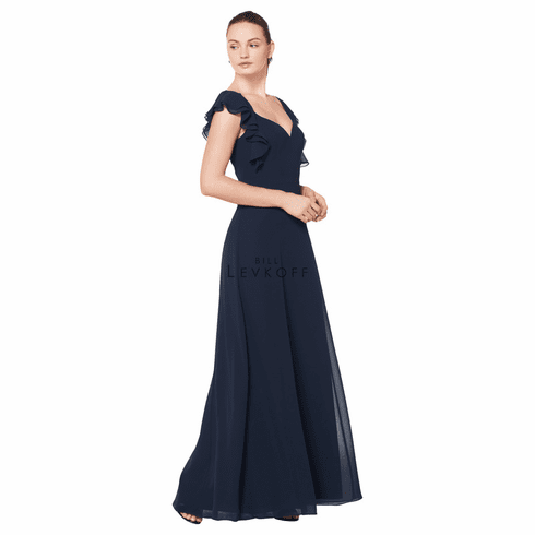 Bill Levkoff Bridesmaid Dress Style 1608