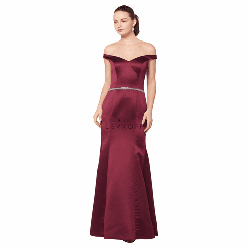 Bill Levkoff Bridesmaid Dress Style 1615