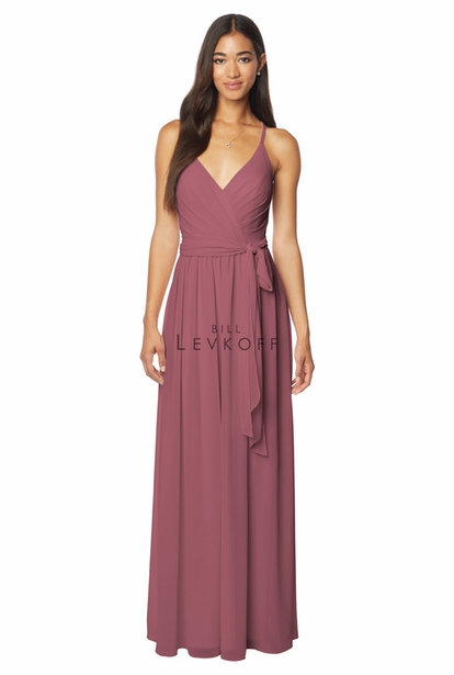 Bill Levkoff Bridesmaid Dress Style <br>1704