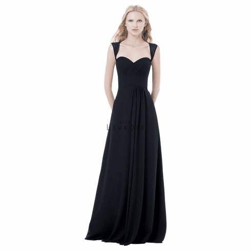 Bill Levkoff Bridesmaid Dress Style 485
