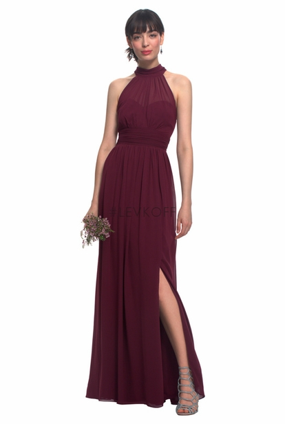 Bill Levkoff Bridesmaid Dress Style 7019