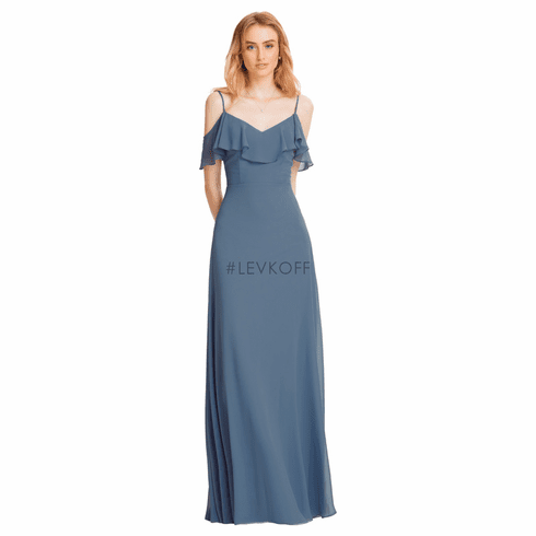 Bill Levkoff Bridesmaid Dress Style 7054