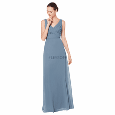 60e71d4ba3 Bill Levkoff Bridesmaid Dress Style 7073