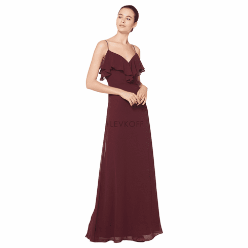 Bill Levkoff Bridesmaid Dress Style 7075