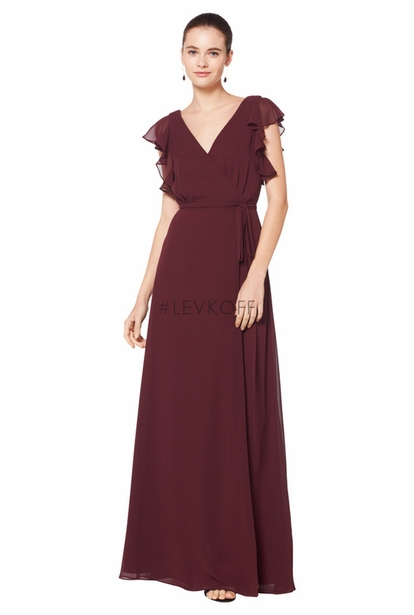 Bill Levkoff Bridesmaid Dress Style 7077