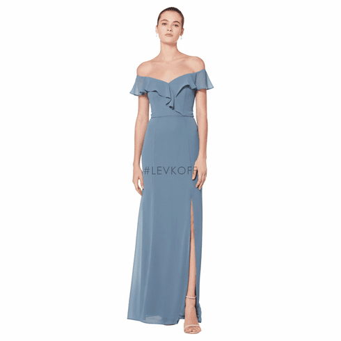 Bill Levkoff Bridesmaid Dress Style 7080