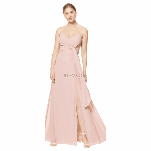 Bill Levkoff Bridesmaid Dress Style 7114