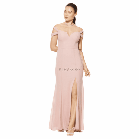 Bill Levkoff Bridesmaid Dress Style 7115