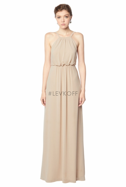 Bill Levkoff Bridesmaid Dress Style <br>7138
