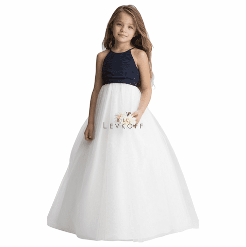 Bill Levkoff Flower Girl Dress Style 126701
