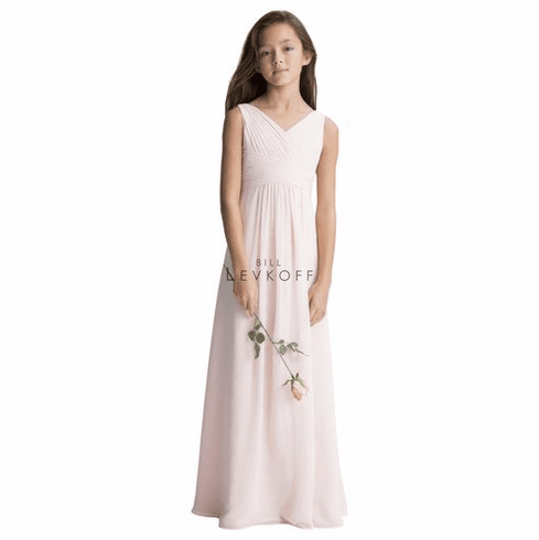 Bill Levkoff Junior Bridesmaids Style 111502