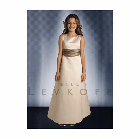 Bill Levkoff Junior Bridesmaids Style 96602