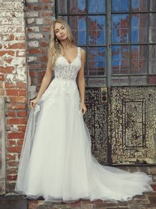 Rebecca Ingram Wedding Dress - MIRIAM