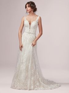 Rebecca Ingram Wedding Dress - MOLLY