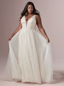 Rebecca Ingram Wedding Dress -  RAELYNN LYNETTE