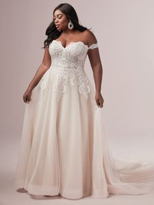 Rebecca Ingram Wedding Dress - VANESSA