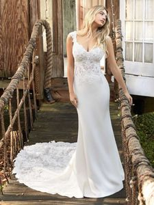 Rebecca Ingram Wedding Dress - AMY